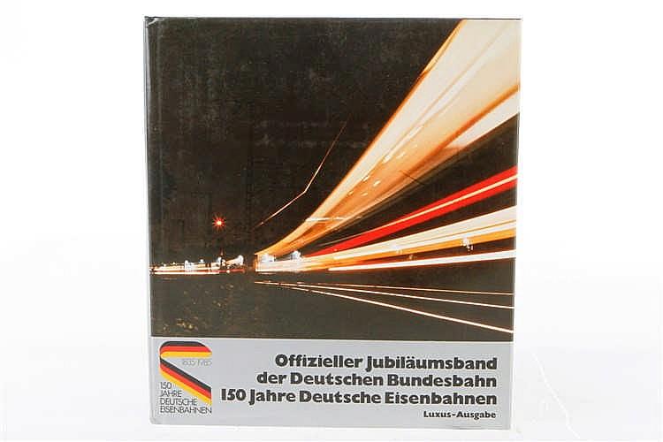 """Buch """"150 Jahre deutsche Eisenbahn"""""""