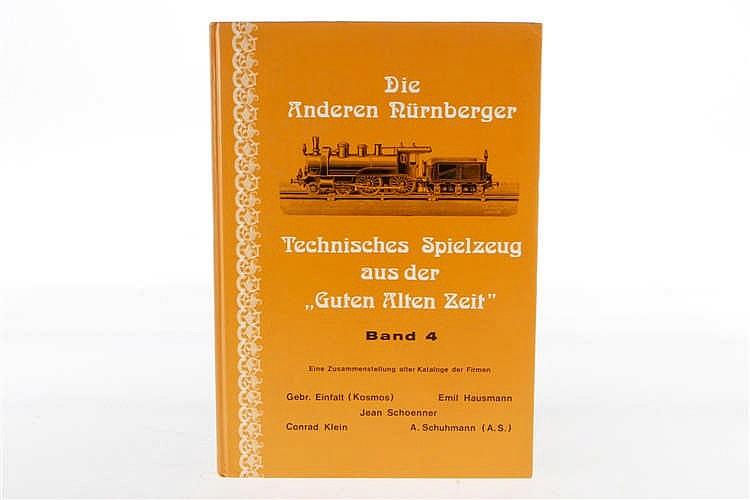 "Buch ""Die anderen Nürnberger"""