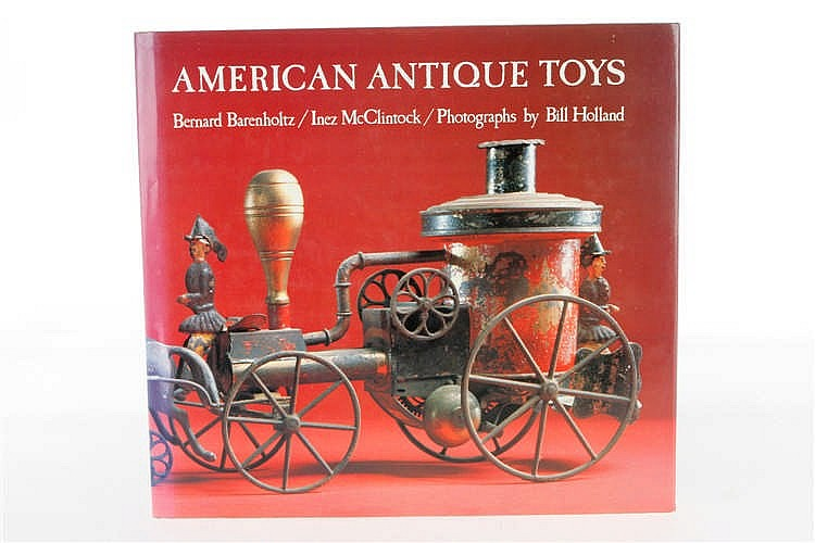 """Buch """"American Antique Toys"""""""