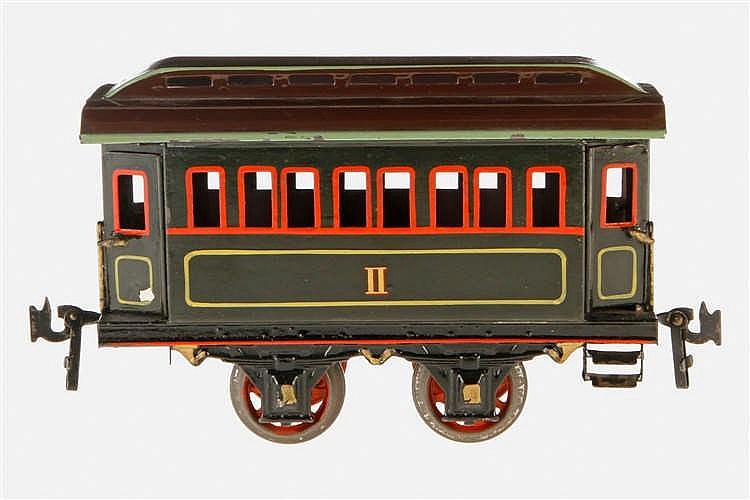 Carette Personenwagen 135/22/54