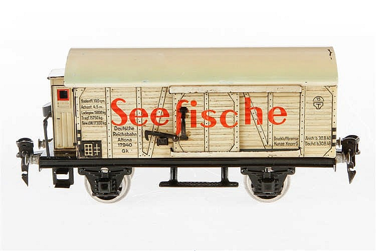 Märklin Seefische-Wagen 1794