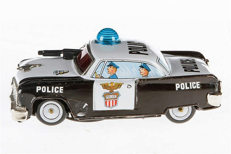 KO Polizeiauto 4355