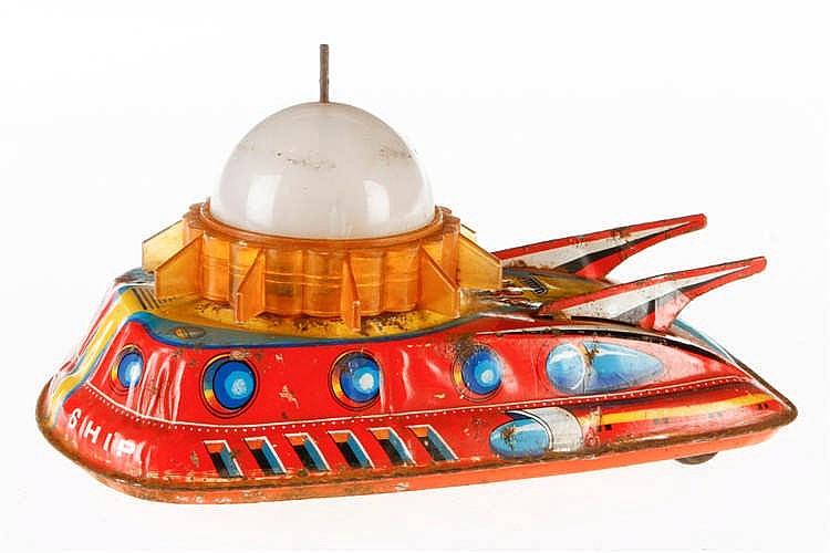 TPS Space Ship