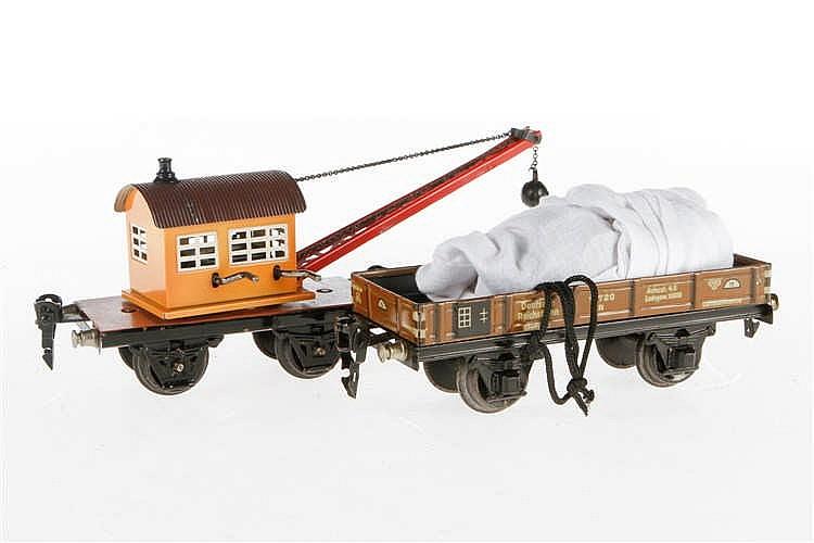 2 Märklin Güterwagen 1668 und 1764