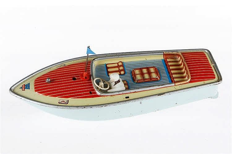 Arnold Motorboot