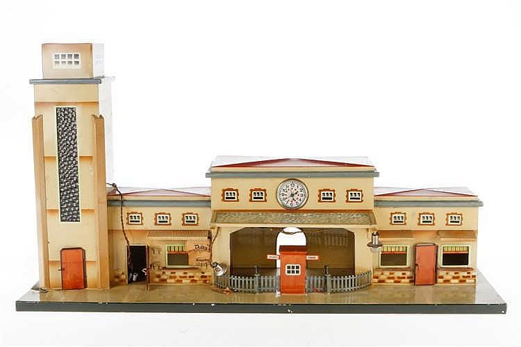 Kibri Bahnhof 52/12