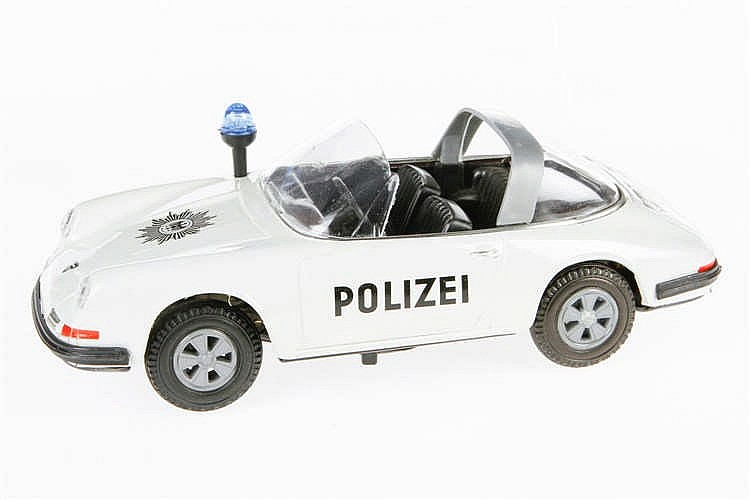 Huki Porsche Polizei Electric 5266