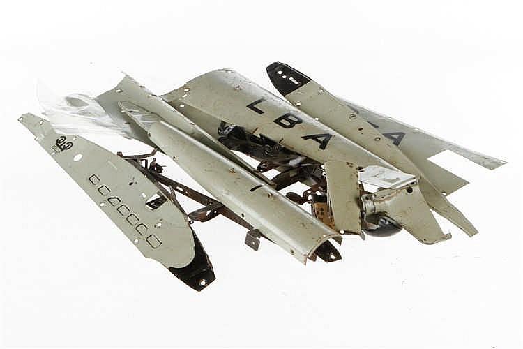 """Konv. Ersatzteile für Märklin Flugzeug """"Ju 52"""""""
