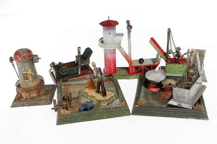 Konv. mit verschiedenen Fragmenten für Antriebsmodelle