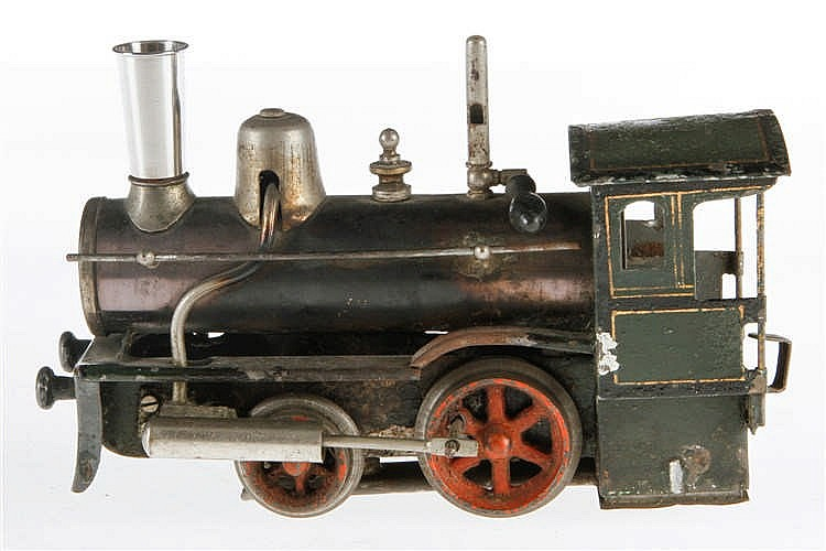 Schoenner 1-A Dampflok