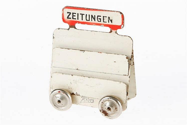 Kibri Zeitungswagen