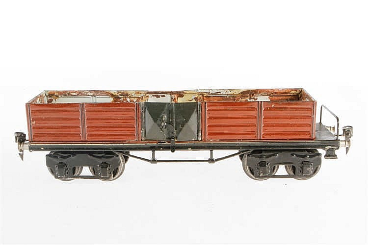 Märklin Hochbordwagen 1845