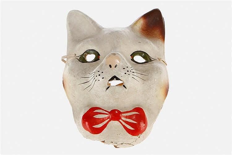 Katzen-Maske