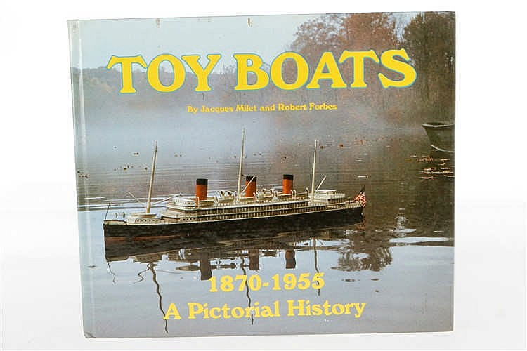 "Buch ""Toy Boats"""