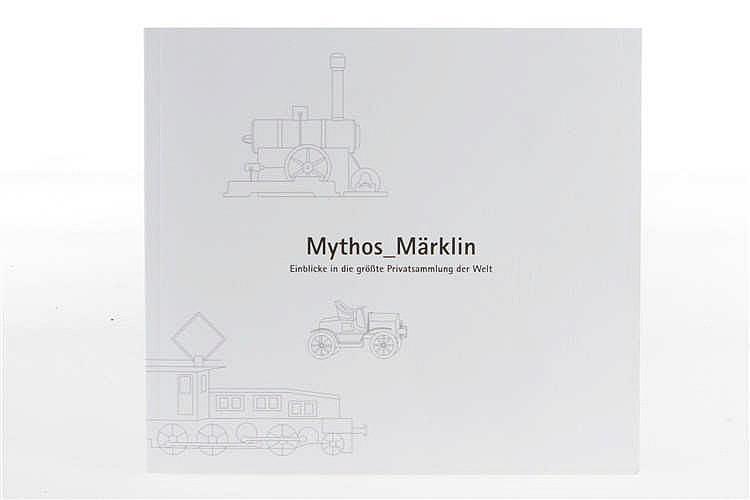"""Bildband """"Mythos Märklin"""""""