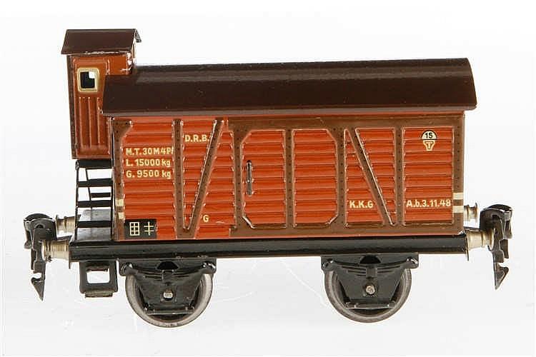 Märklin ged. Güterwagen 1691