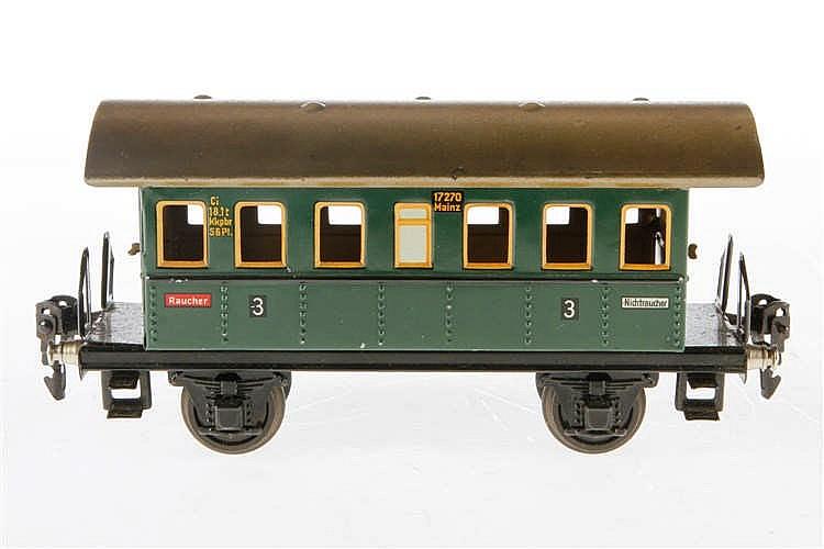 Märklin Personenwagen 1727