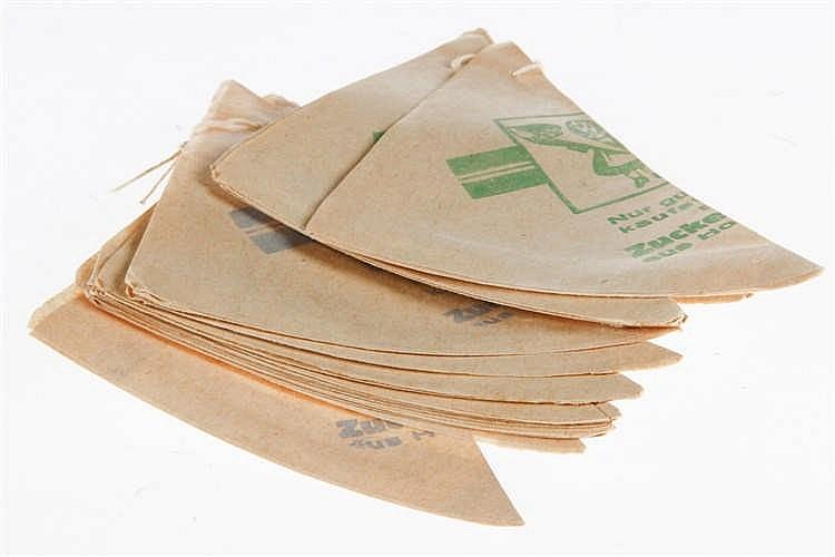 20 Papiertüten für Kaufladen
