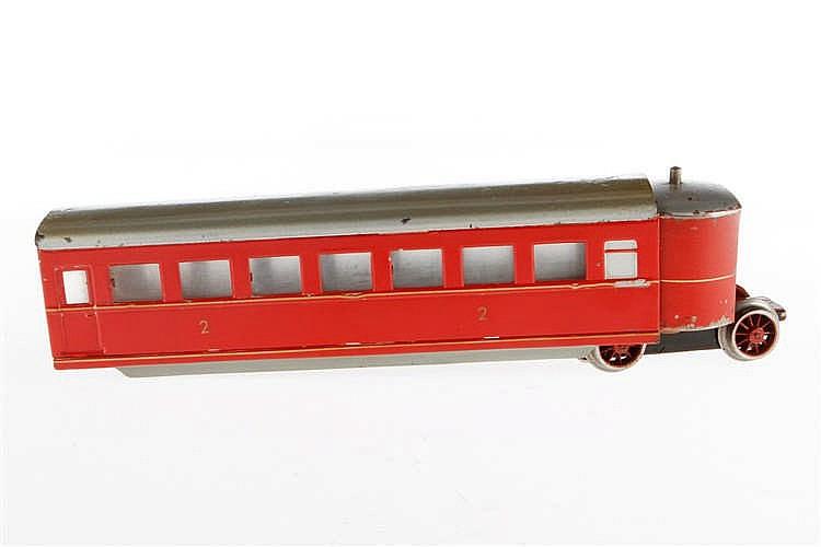 Märklin Mittelteil von schweizer Triebwagen TW 66/12940