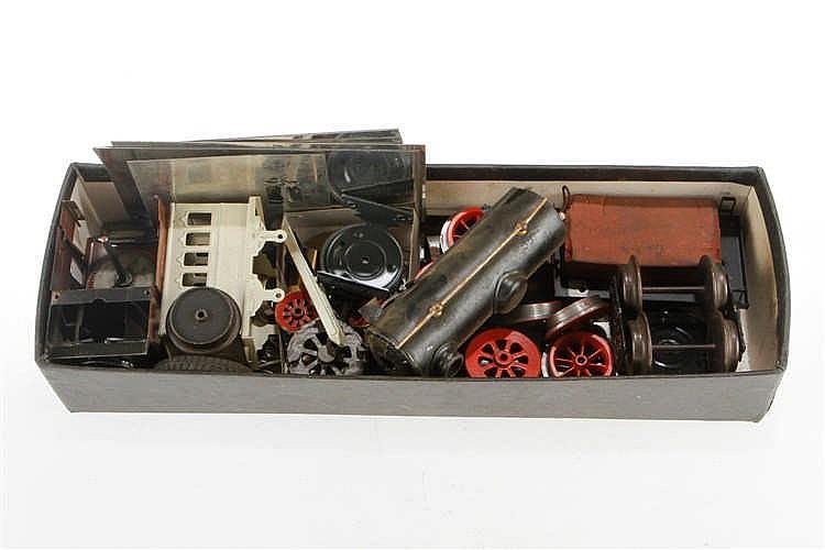 Konv. Eisenbahnersatzteile