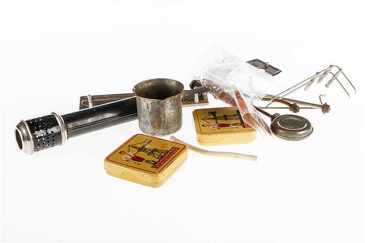 Konv. Dampfmaschinenersatzteile