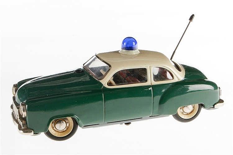 Schuco Electro Alarm-Car 5340