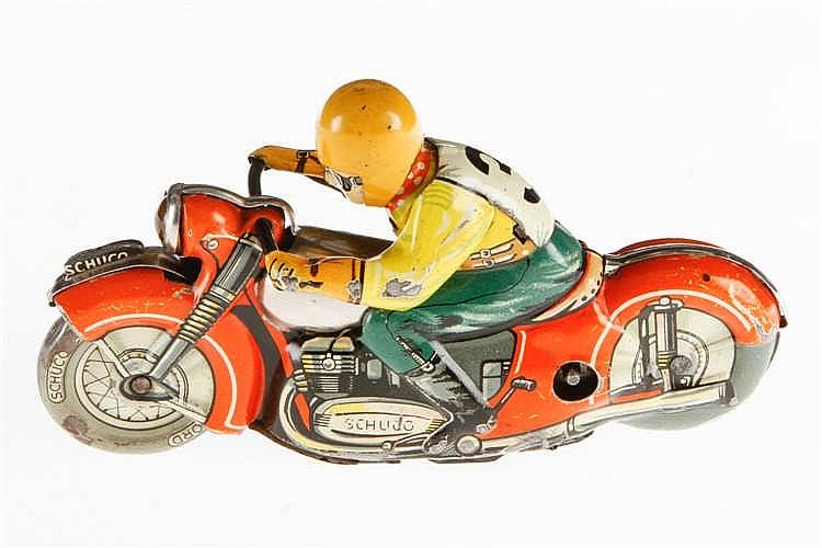 Schuco Motorrad