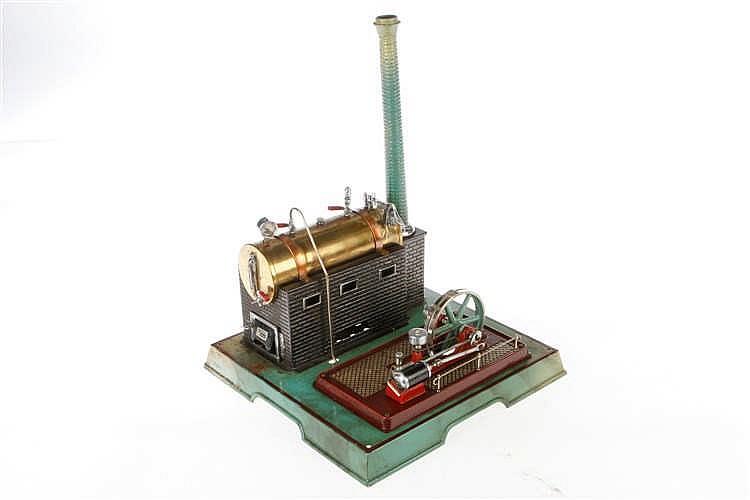 Märklin Dampfmaschine 4097/8