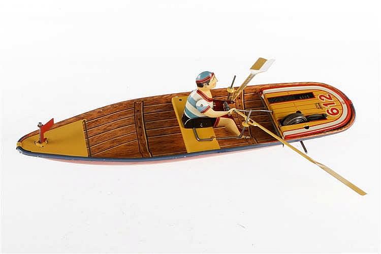 Paya Ruderboot 612
