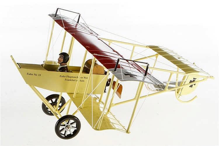 "Tucher & Walther Flugzeug ""Euler"" T 377"