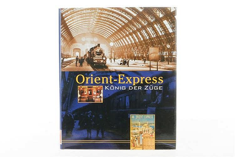"""Buch """"Orient-Express"""""""