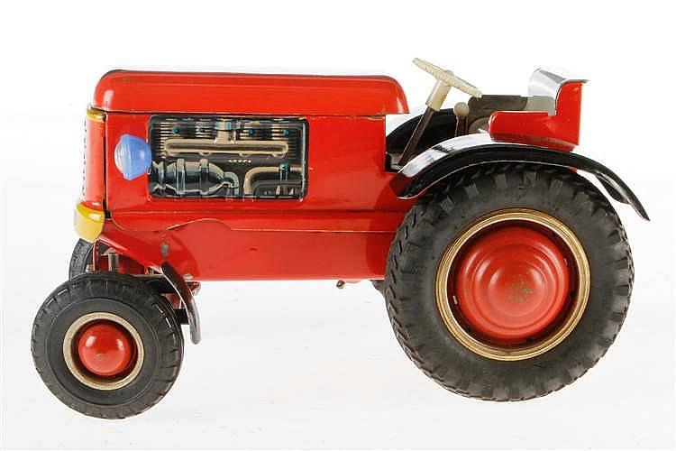 Arnold Traktor