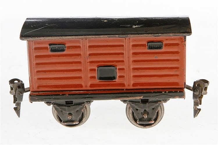 Märklin ged. Güterwagen 1965
