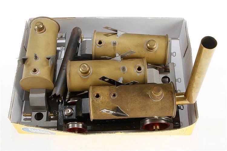 Konv. mit 4 Ersatzteile von Schmitz-Rocket