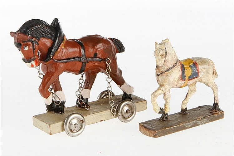 2 Pferde