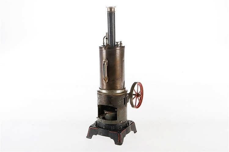 Doll stehende Dampfmaschine