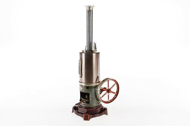 Bing stehende Dampfmaschine