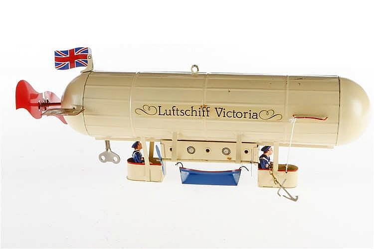 """Tucher & Walther Luftschiff """"Victoria"""" T 229"""