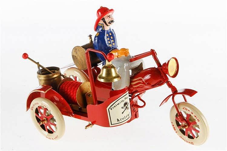 Tucher & Walther Feuerwehrmotorrad T 194