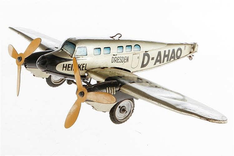 """TCO Flugzeug """"Heinkel"""""""