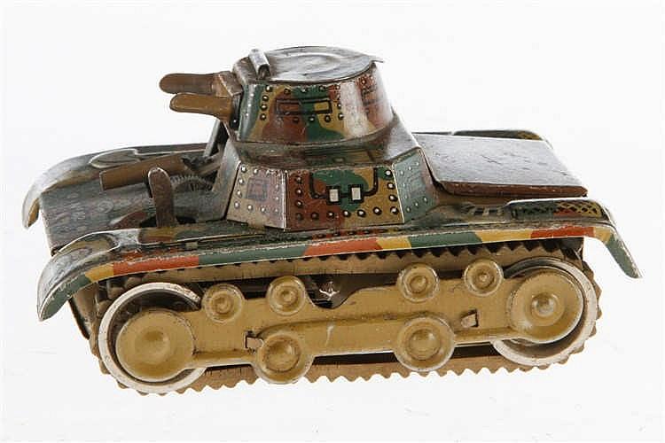 Kleiner Gama Panzer 62