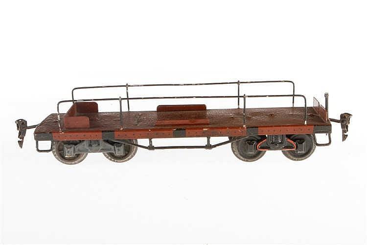 Märklin Plattformwagen 1881
