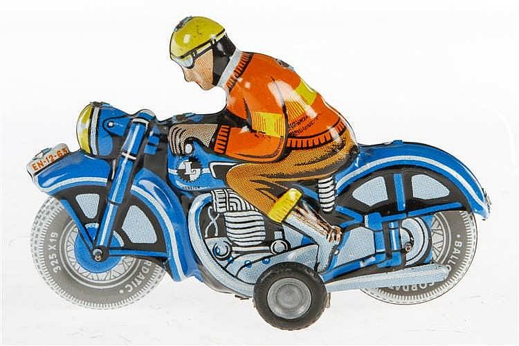Lemezaru Motorrad