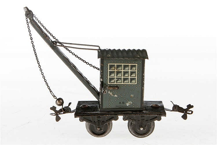 Bub Kranwagen