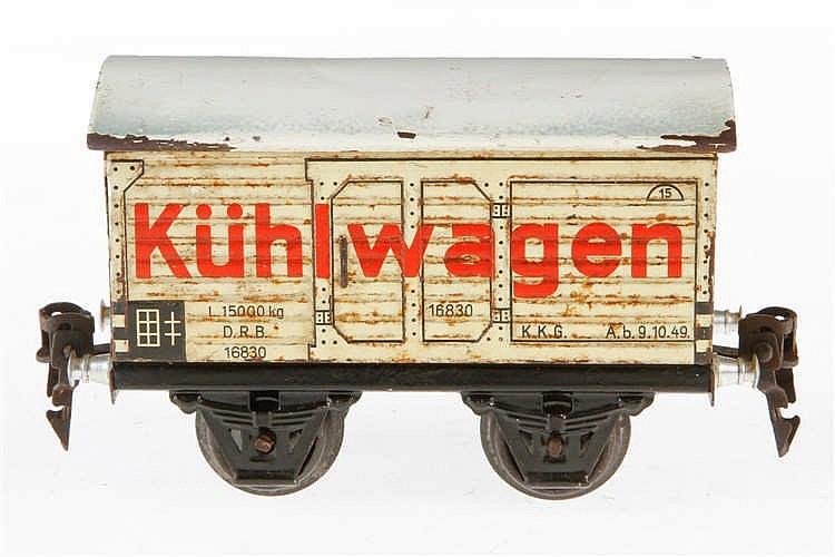Märklin Kühlwagen 1683