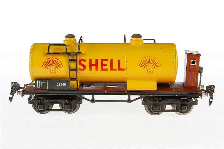Märklin Shell Kesselwagen 1854