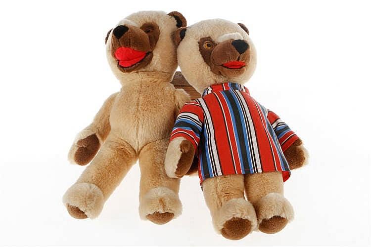 2 Schildkröt Bären 07506
