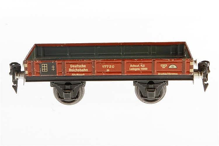Märklin Niederbordwagen 1764