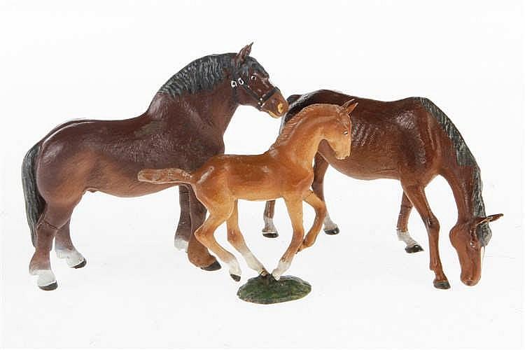 3 L Pferde