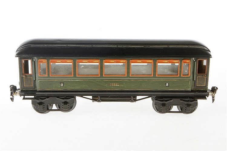 Märklin Personenwagen 1886